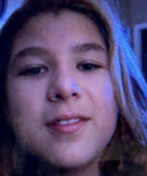 Nevaeh Kenyon, 13, was last seen in northeast Tallahassee.