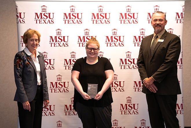 Autumn Fedline was named MSU's Hardin Scholar for 2021.
