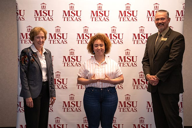 Brittany Roberts was named MSU's Clark Scholar for 2021.