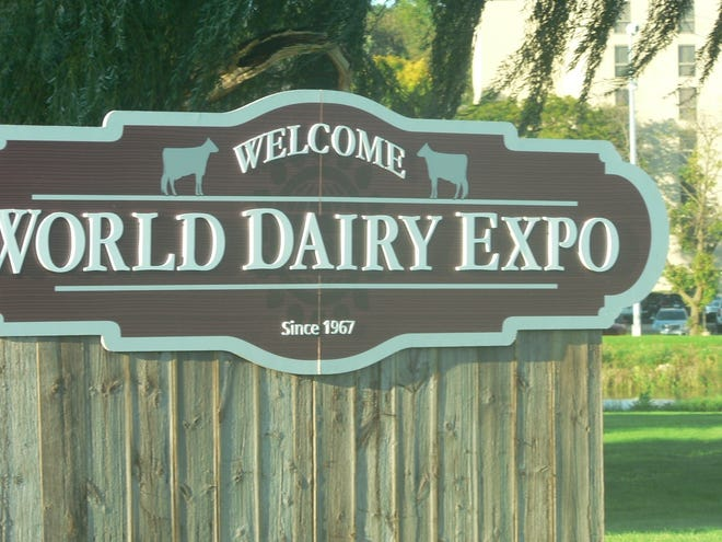 Yes, there will be a World Dairy Expo in 2021.