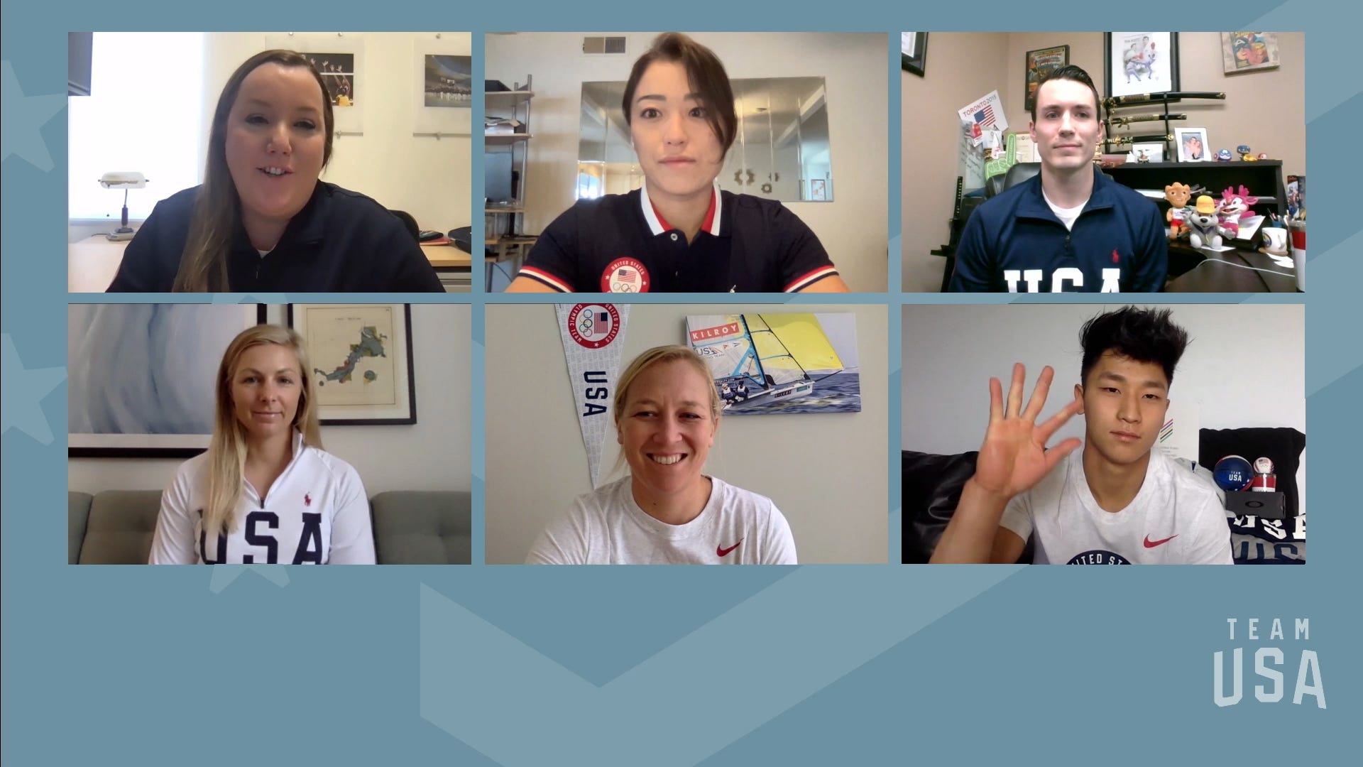 Asian American Olympians and Olympic hopefuls speak out against anti-Asian hate