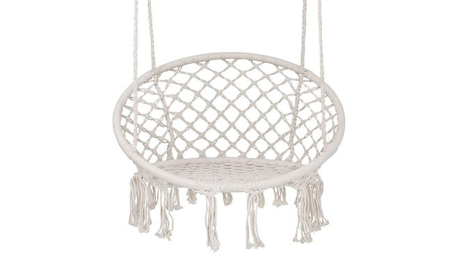 Segawe's classic swing chair is great for kids.