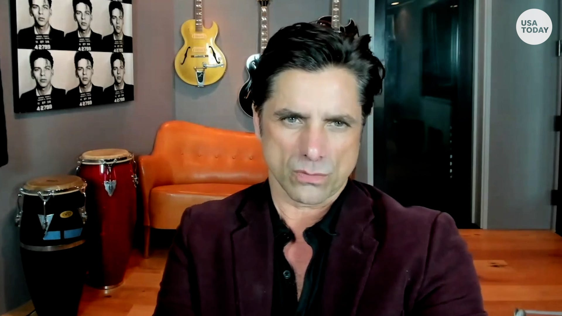 John Stamos looks back at 'Full House' and 'ER' roles, previews new Disney+ series