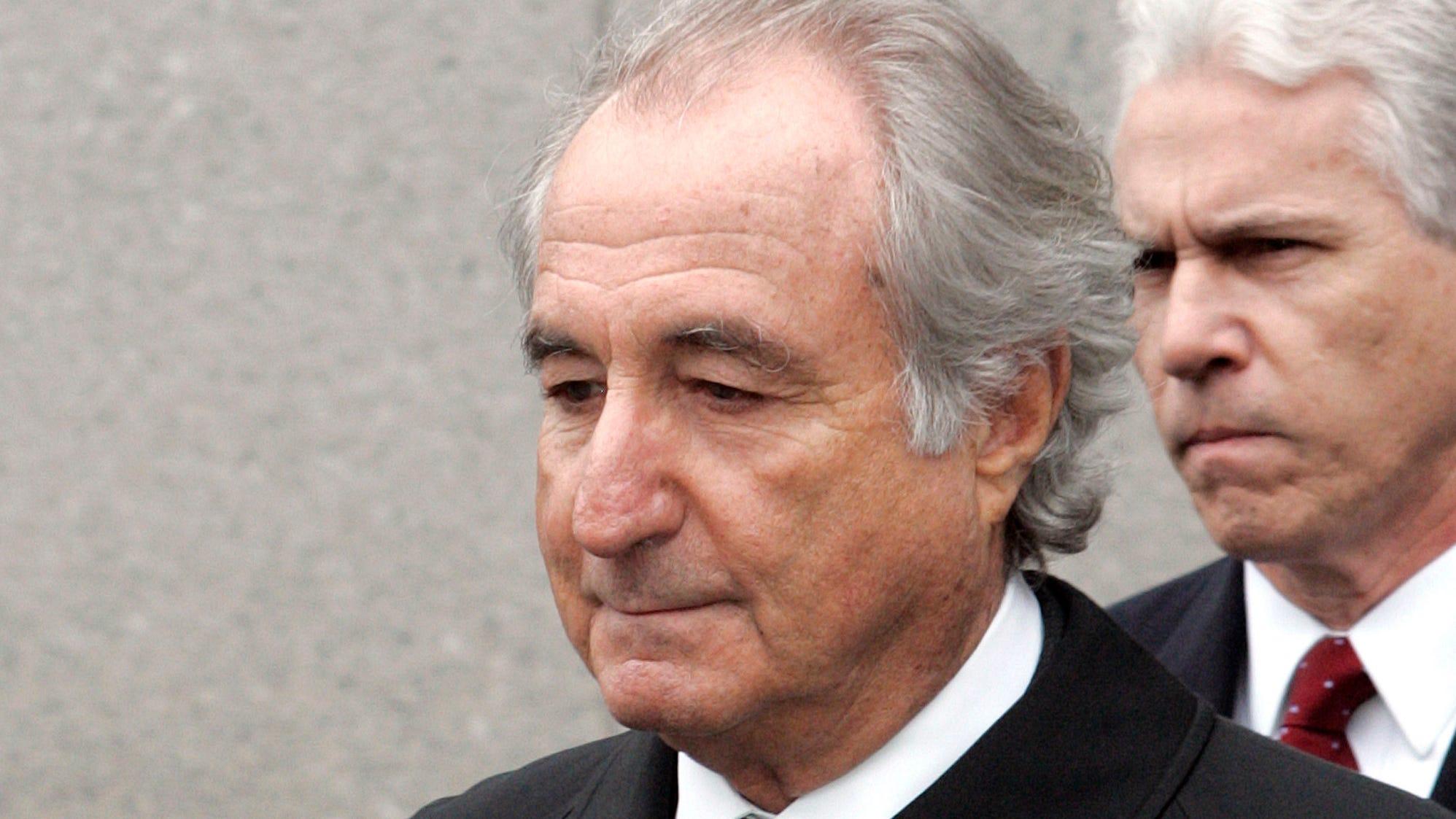 Who Was Bernie Madoff Ponzi Scheme Architect S Impact Affected Many