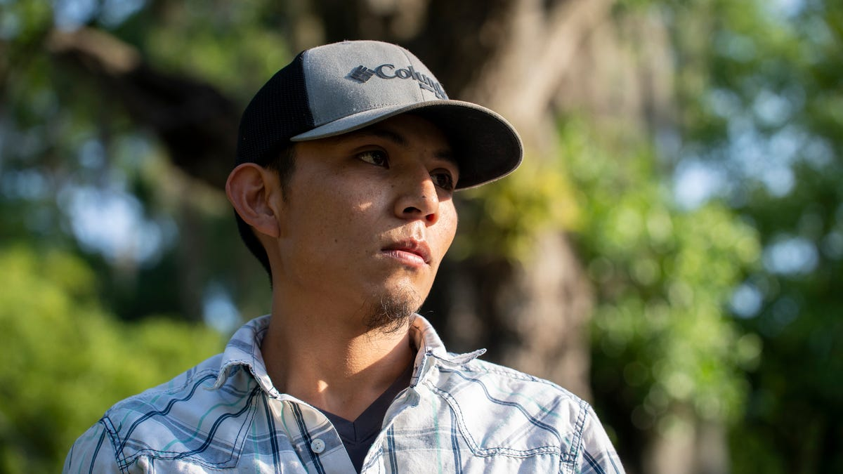 Becoming American: This unaccompanied minor nearly drowned coming to the US. Now he has a new life in Florida
