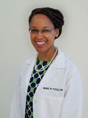 Renee M. Poole is a doctor in Los Angeles who began her career with $250,000 in student loan debt.