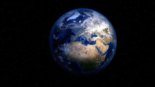 Researchers from the Australian National University have confirmed the existence of the Earth