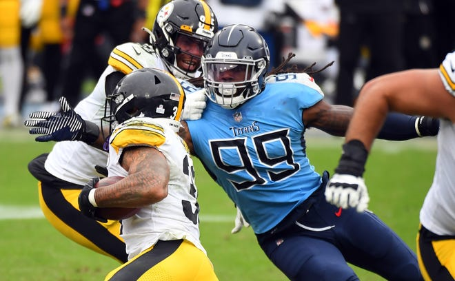Jadeveon Clowney signed with the Cleveland Browns and will line up opposite Myles Garrett when the Steelers face their rivals next season.