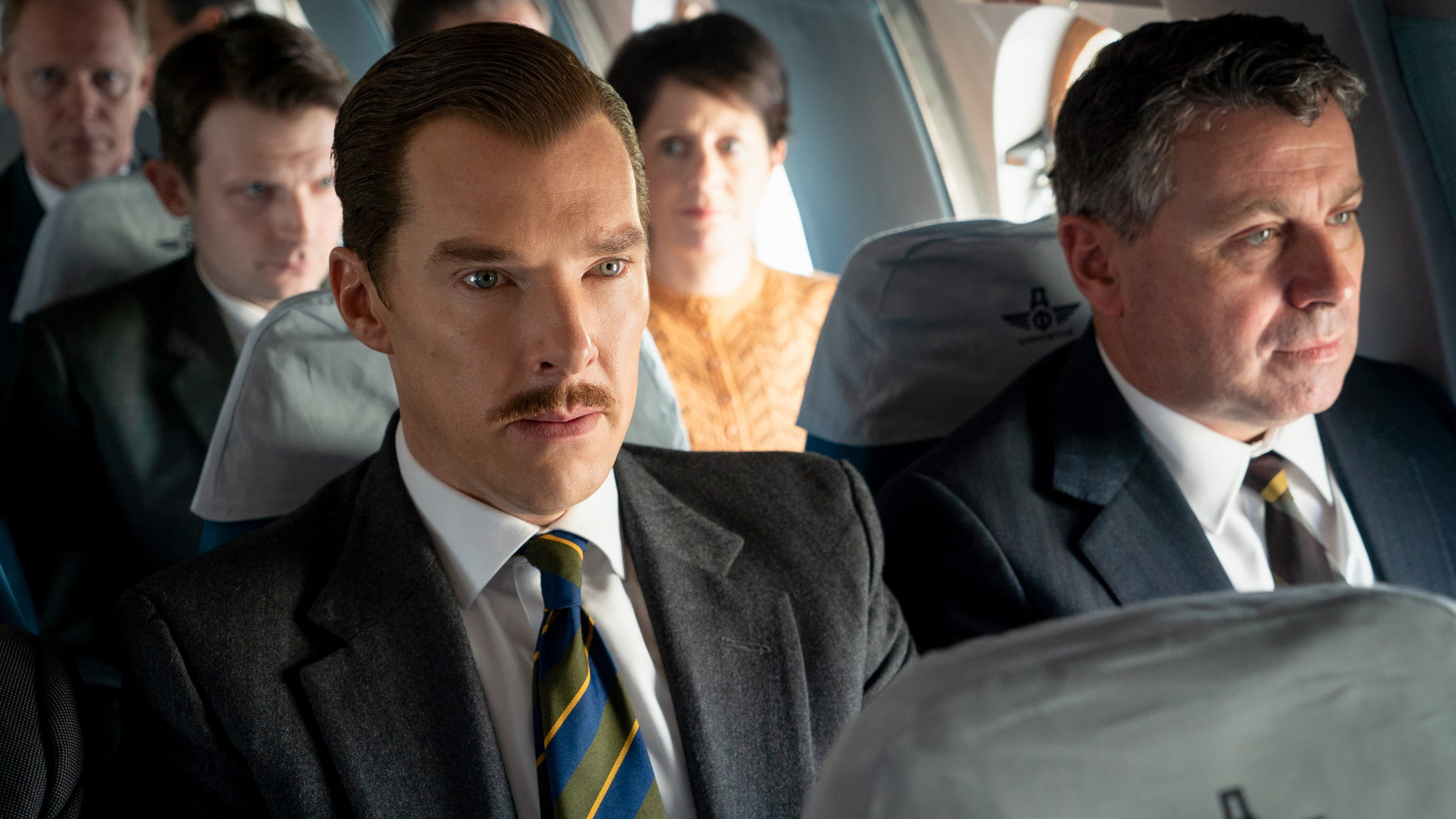 <p>What to Flow this weekend: Benedict Cumberbatch's'The Courier,' horror film'Honeydew' thumbnail