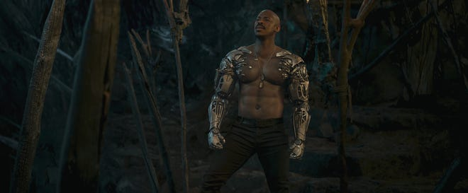 "Austin's own Mehcad Brooks plays Jax Briggs in ""Mortal Kombat,"" the latest film adaptation of the popular video game franchise."