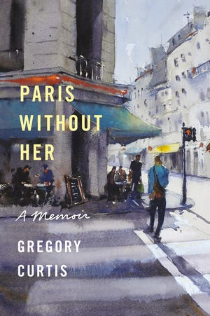 """""""Paris Without Her"""" by Gregory Curtis"""
