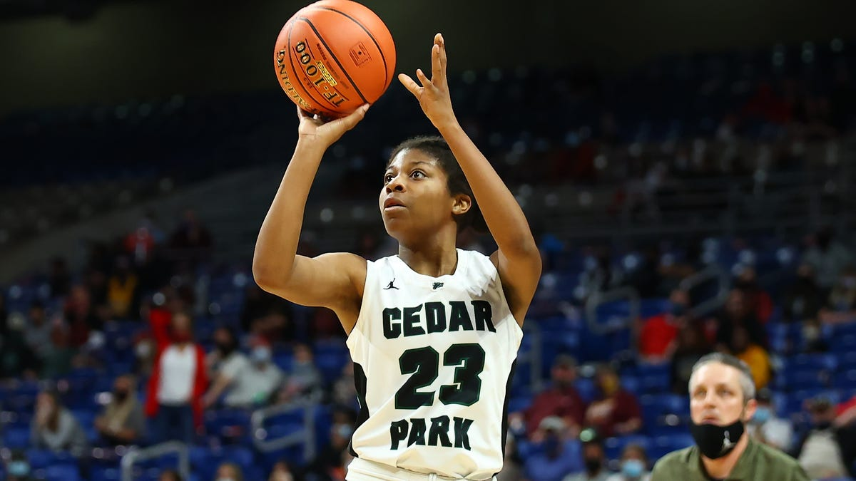 Cedar Park girls head list of area all-state basketball honorees