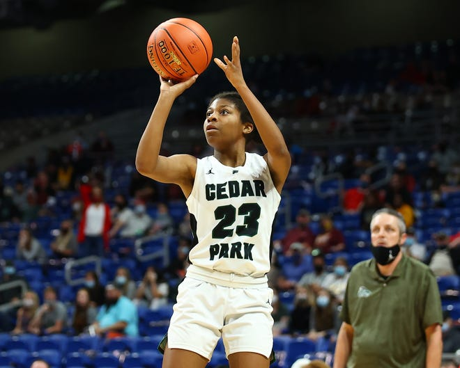 Cedar Park senior Alisa Knight was among the area honorees on the recently released all-state basketball teams by the Texas Association of Basketball Coaches.