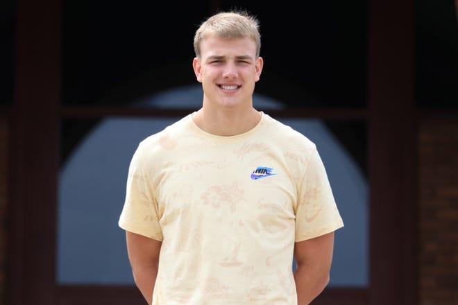 Jake Johnson will be joining his brother Max Johnson at LSU following his senior year at Oconee County.