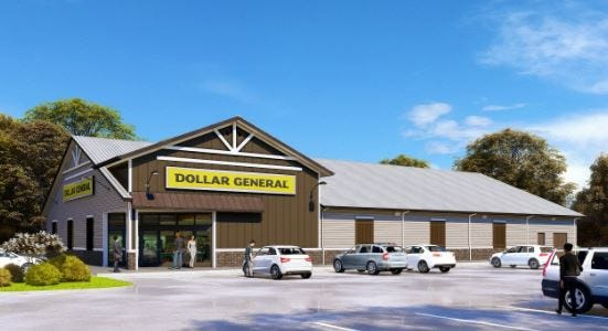 A Dollar General is coming to Bishop. The company agreed to change its trademark yellow sign to a khaki tone.