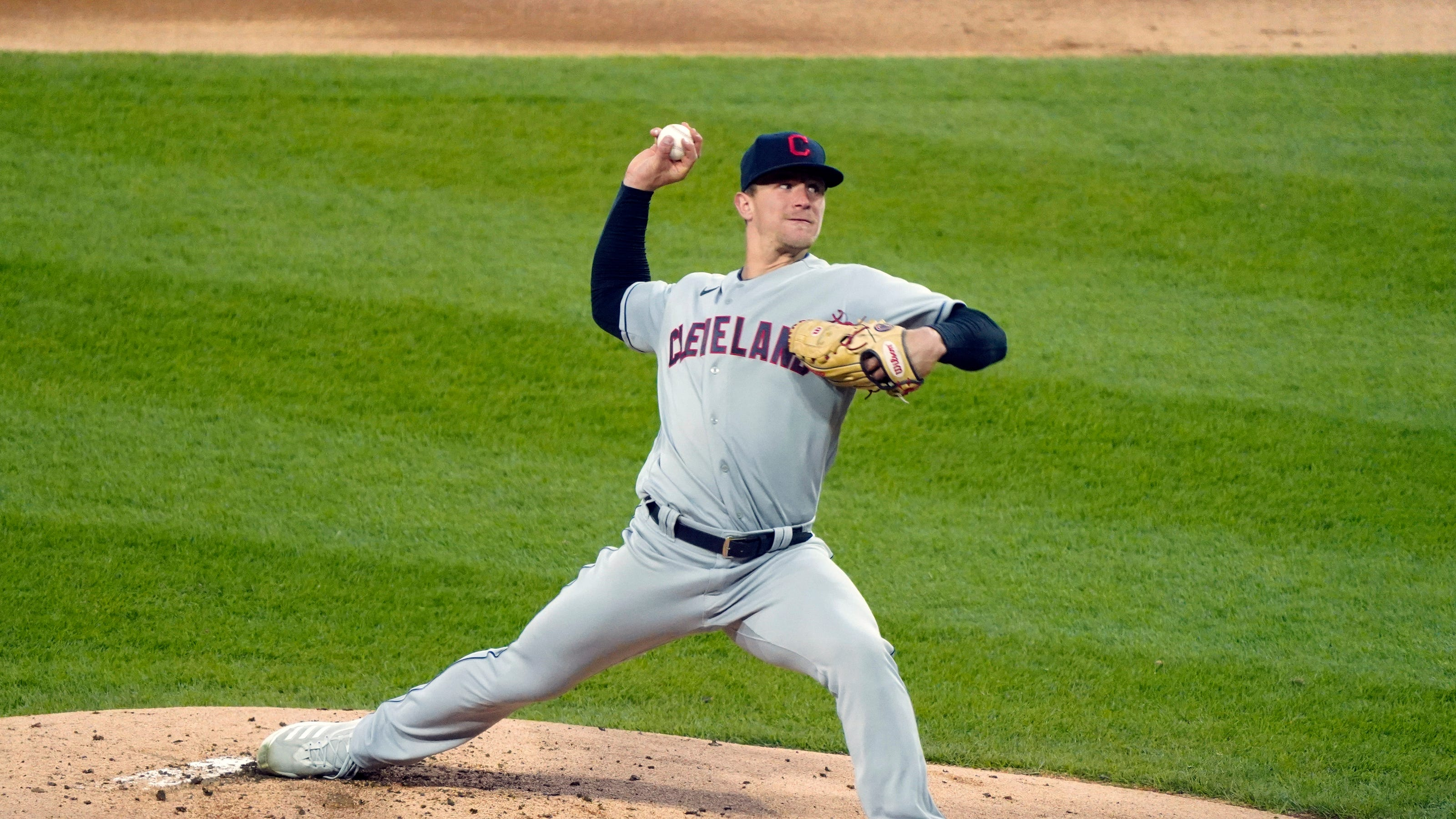 Cleveland pitcher Zach Plesac endures 'toughest game' of career