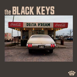"""Delta Kream"" is the 10th studio album from The Black Keys."