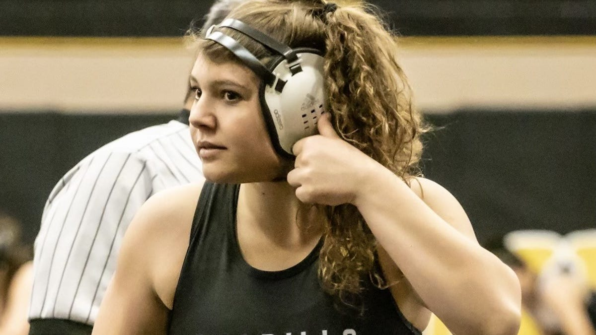 Eyes on the prize: Amarillo High's Anderson eager to begin her journey to Region I-5A championship