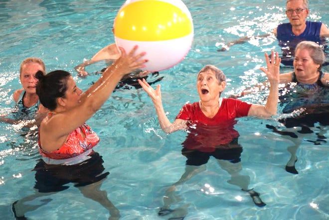 Splash for Fun Senior Water Class