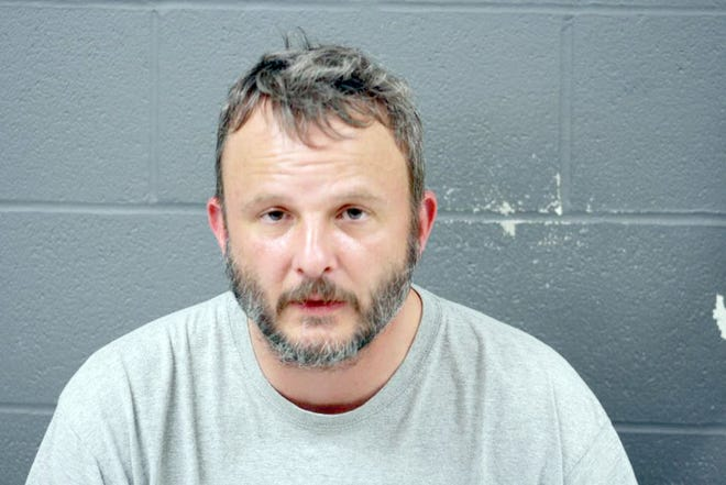 Sean Carlson has been charged with a terrorist threat and harassment after threatening to burn down St. Peter & Paul School in Boonville on Thursday, April 8.