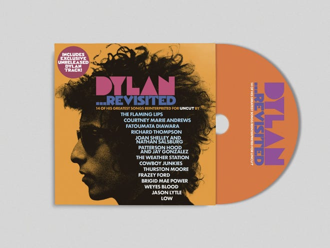 """Dylan Revisited"" comes packaged with the June issue of ""Uncut"""