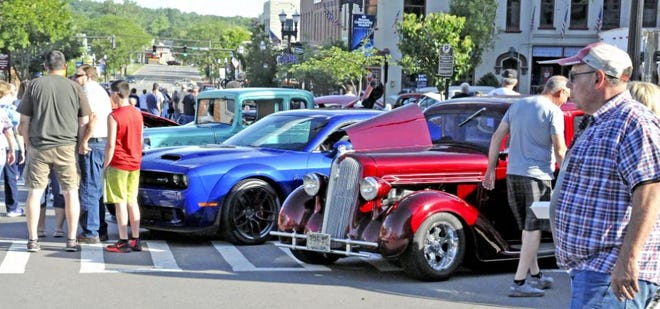 The Wayne County Health Department approved Main Street Wooster to host its regular cruise-in events this summer. The last one was held in 2019.