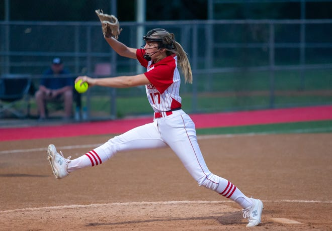 Glen Rose lefty Taylor McKenzie threw a complete-game three-hitter against Stephenville on Tuesday night.