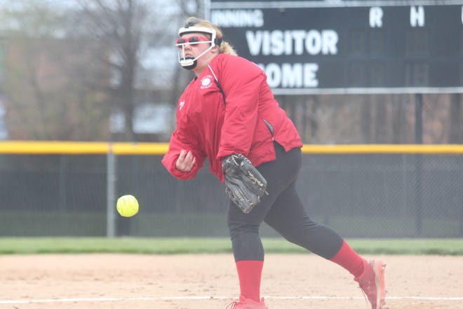 Holland HS defeated West Ottawa twice on Wednesday, April 14, 2021