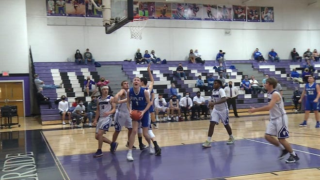 Ripley's Luke Johnson has been stellar throughout the 2021 season. In a recent game with Ravenswood he scored 17 points, had six rebounds, five assists, four blocks and a steal. Johnson and the Vikings are slated to meet Nitro tomorrow, Wednesday, in a Class AAA sectional game.