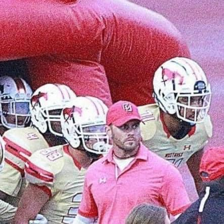 Nathan Burke served as a strength and conditioning coach for Coronado High School and Lubbock ISD.