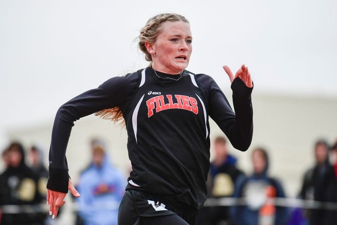 Shallowater freshman Makki Hart is a three-event qualifier for the UIL Class 3A state track and field meet Thursday in Austin. Hart will compete in the 200 meters, the 400 meters and anchor the Fillies' 1,600-meter relay.