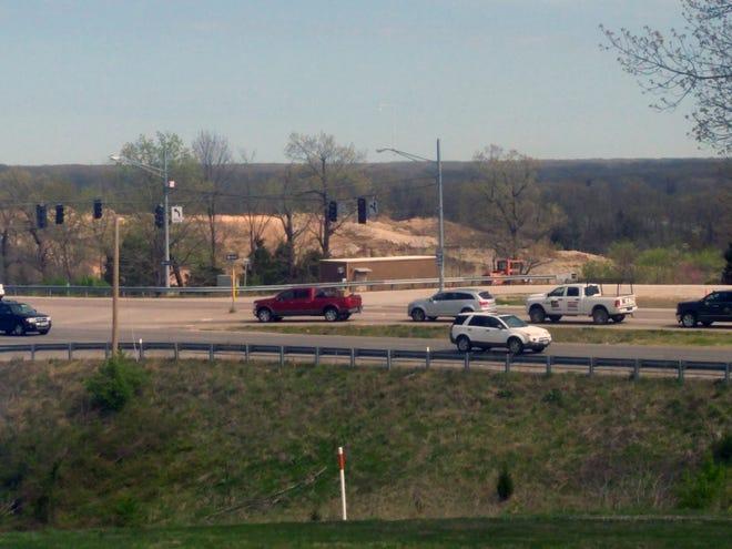 US54 interchange.
