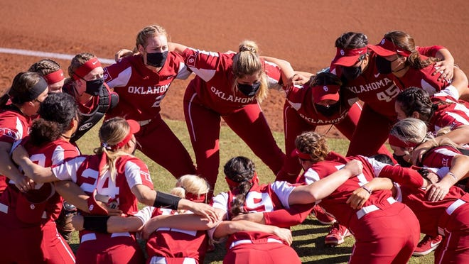 The No. 1 Oklahoma softball team returns to action Friday against eighth-ranked Texas at Marita Hynes Field in Norman.