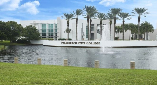 Palm Beach State College in suburban Lake Worth. (Contributed)