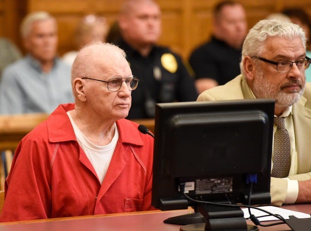 Philip Snider, a 73-year-old Hartville, Ohio, resident, admitted to dumping his 70-year-old wife, Roberta Snider, in the Tennessee River. He will spend the next 20 years in prison. (CantonRep.com / Michael Balash)