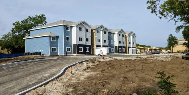 Sandpiper Place, a 92-unit affordable multifamily development in Manatee County.