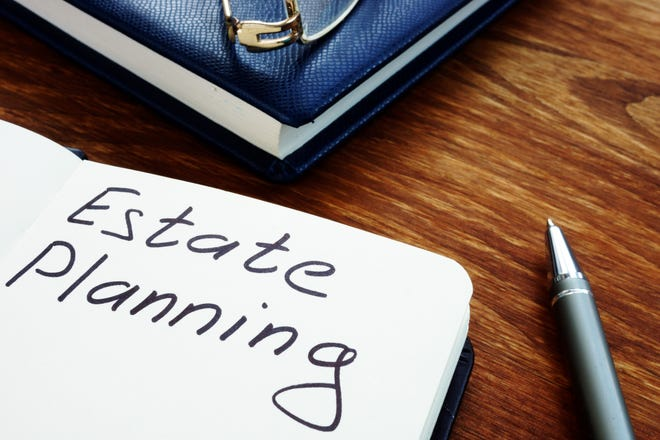 Estate planning is important.