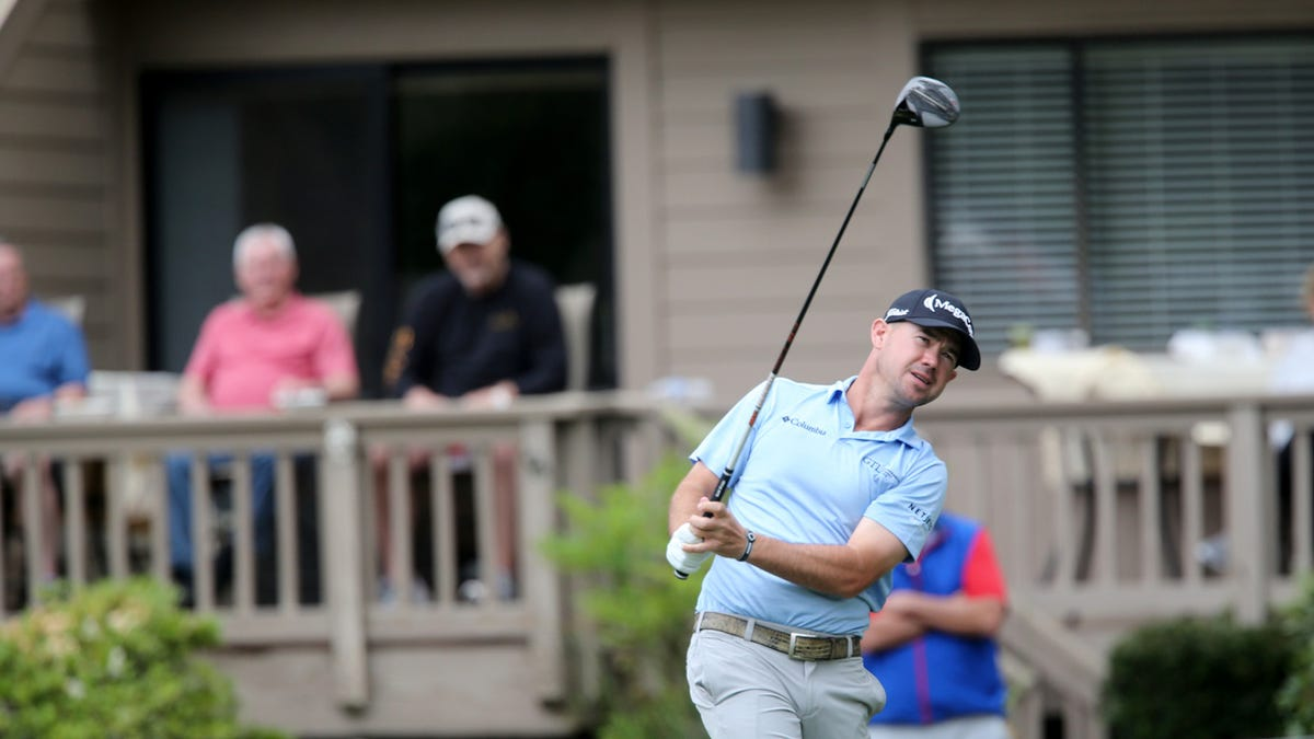 From hunting turkeys to contending at the RBC Heritage, Brian Harman's excellent run continues