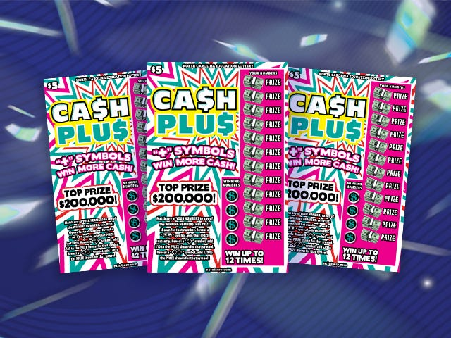 A winning North Carolina Education Lottery ticket bought in Hampstead turned into a $200,000 cash prize.