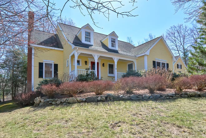 This 4,311-square-foot house at 2 Carroll Drive in Westboro lists for $925,000. View a photo gallery at telegram.com.