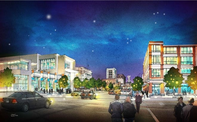 Cumberland County reopened its performing arts center study to gauge the community's need for it and help determine the right size and location.