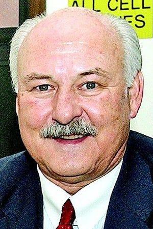 Mayor Rick Homrighausen
