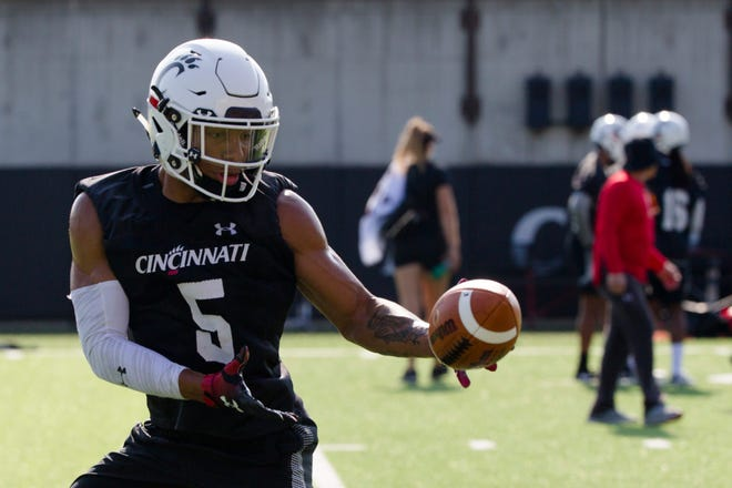 DarrickForrest, a 2017 Walnut Ridge graduate who played at the University of Cincinnati, is hoping to be selected in the three-day NFL draft, which begins April 29. He's projected as the No. 14 safety prospect on NFL.com.