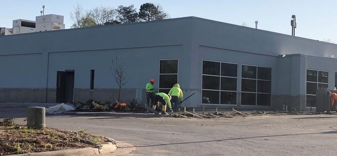Raleigh-based Compass Surgical Partners is partnering with several entities in the Asheville-Hendersonville area to create the Western Carolina Surgery Center in the former J&S Cafeteria building off Airport Road. Partners include AdventHealth Hendersonville, Asheville ENT, WCSC ASCCarolina Ophthalmology, and Emerge Orthopaedics. The center should open this summer.