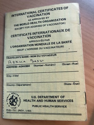 What's all the fuss over vaccine passports?