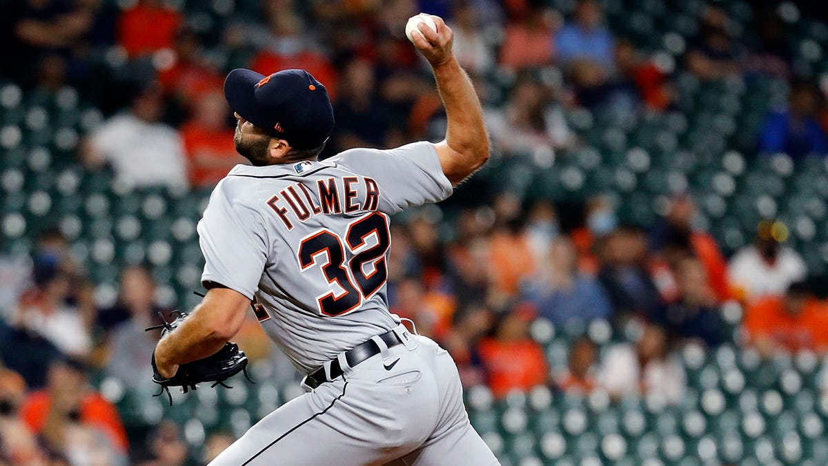 'It's winning baseball:' Tigers hang on to beat Astros 6-4 for sweep, Fulmer earns first win since '18 1