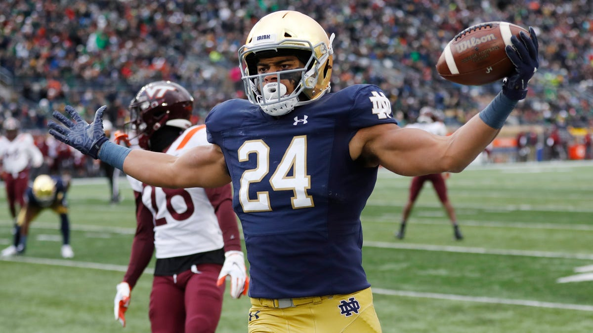 Lions 2021 draft preview: Detroit doesn't need a Swift pick, but RB can fill other roles 1