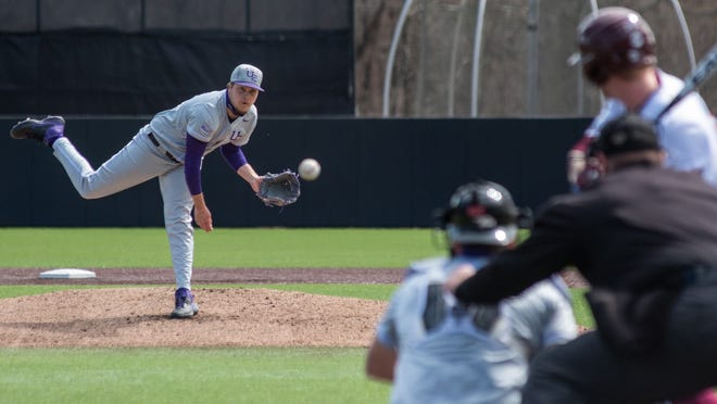Shane Gray is the reigning Missouri Valley Conference Pitcher of the Week.