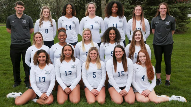 Terra State volleyball won twice in the consolation round at national.