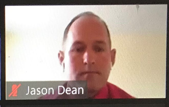 Jason Dean pleaded no contest April 15, 2021, to five counts of criminal sexual conduct.